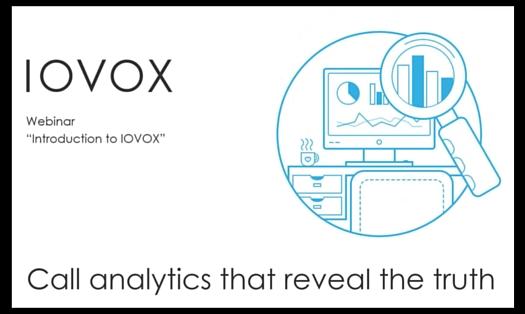 IOVOX Webinar