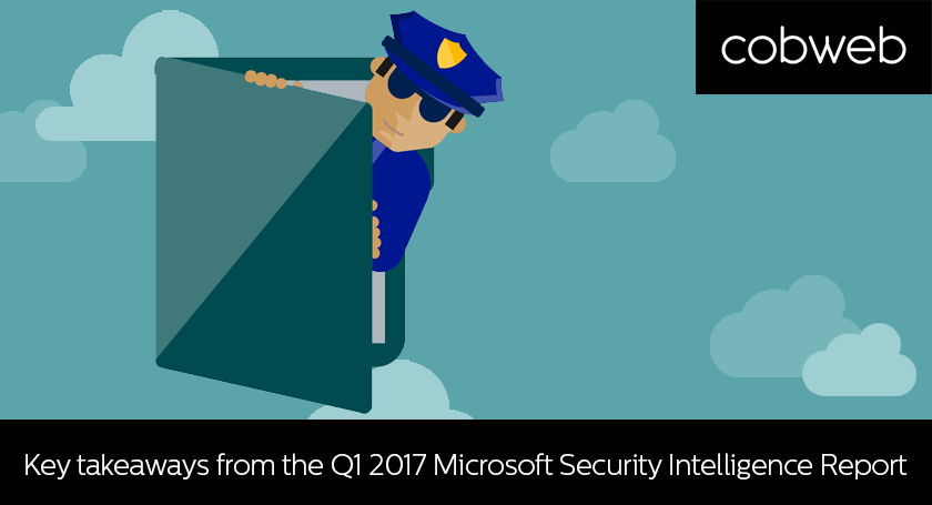 2017 Microsoft Security Intelligence Report
