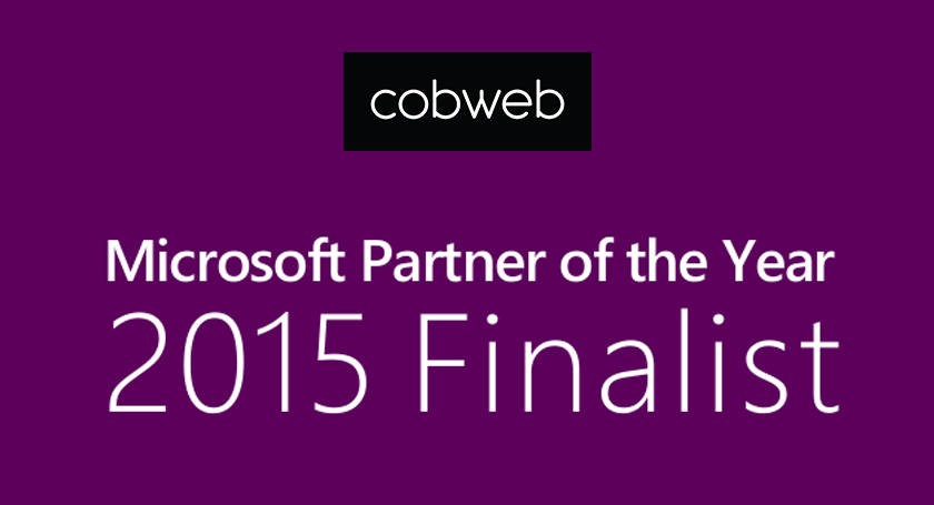 Partner of the Year 2015 Finalist