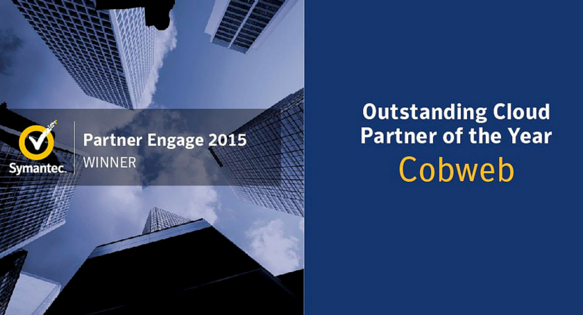 Symantec Partner of the Year 2015