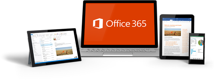 Office 365 - wherever you are